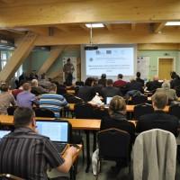 "3. Workshop ""Rámcové programy EU – naše budoucnost"" – ""The EU Framework Programmes – Our Future"""
